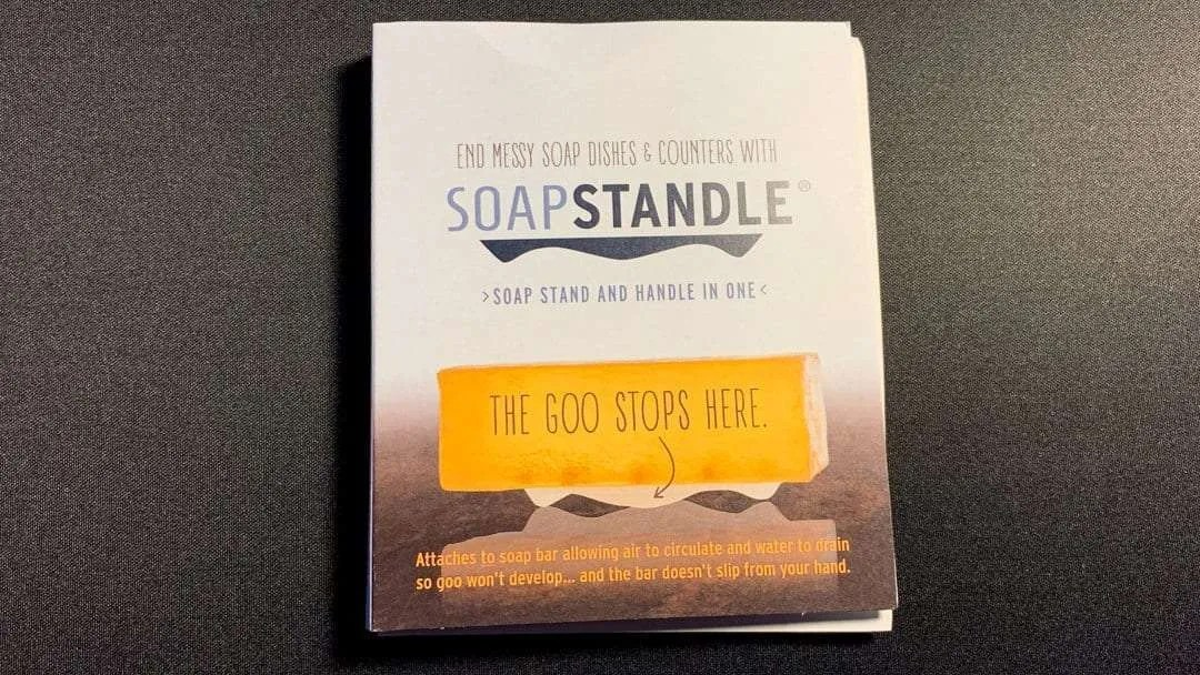 SoapStandle REVIEW Hello to Longer Lasting Soap