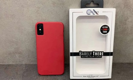 Case-Mate Barely There iPhone X and XS Case REVIEW Attractive and Minimalistic