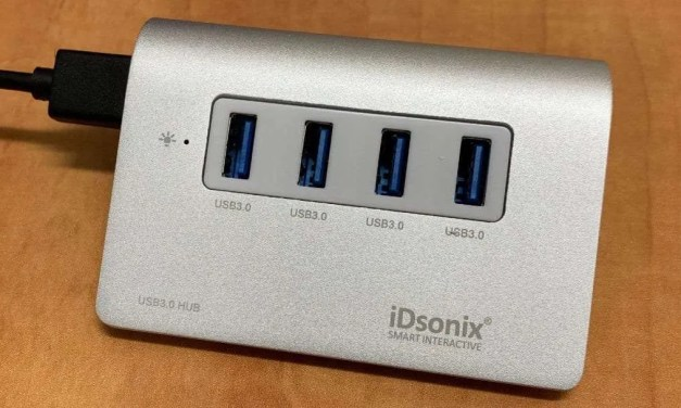 iDsonix 4 Port USB HUB REVIEW Expand Your USB 3.0 Ports without Breaking the Bank