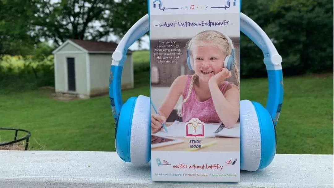 BuddyPhones Headphone REVIEW Enjoy Music at Safe Decibels
