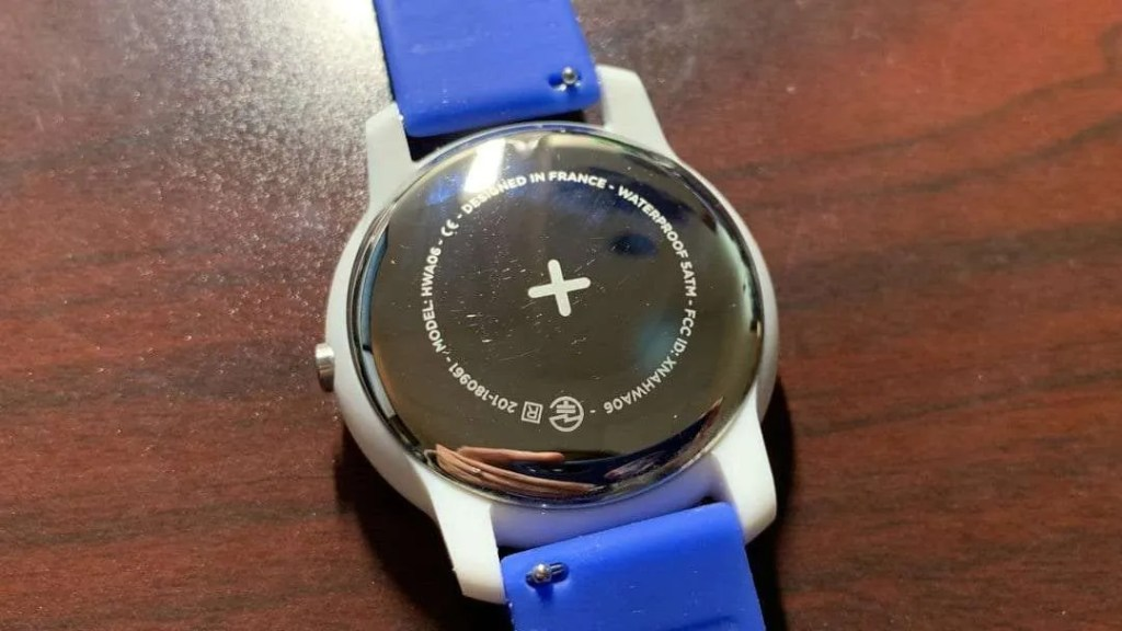 Withings Move Activity Tracking Watch REVIEW