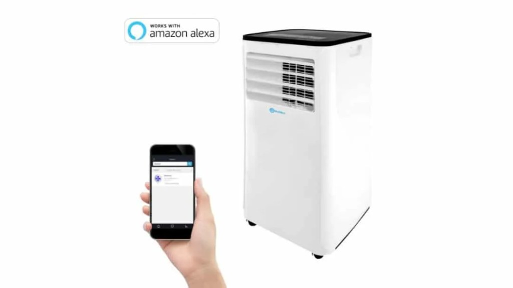 RolliBot Expands Rollicool Line of Alexa Enabled 'Smart' Air Conditioners NEWS