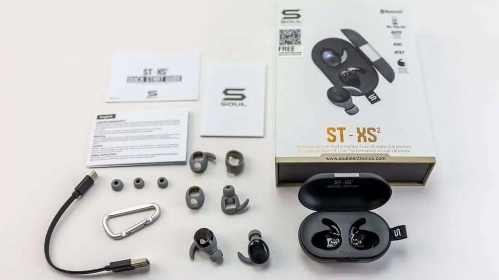 SOUL ST-XS2 True Wireless Earbuds REVIEW