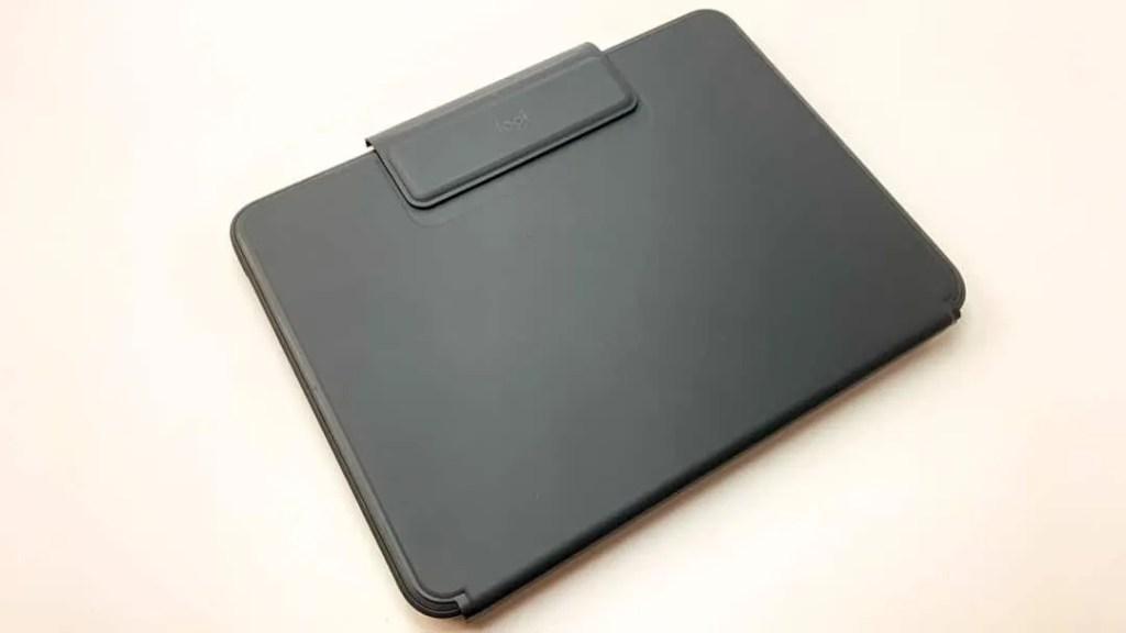 Logitech Slim Folio Pro Keyboard Case REVIEW
