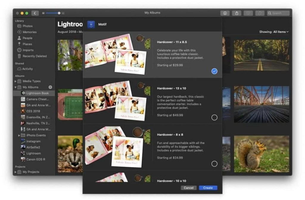 Motif Photos App Extension REVIEW