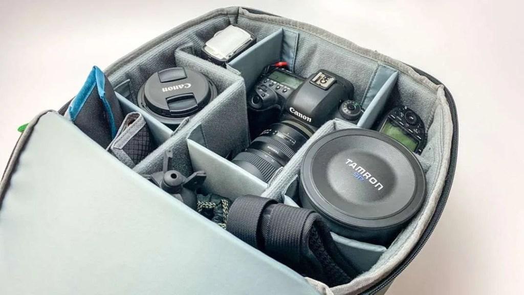 Mindshift Stash Master 13L Camera Cube Travel Insert REVIEW