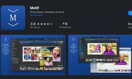 Motif Photos App Extension REVIEW