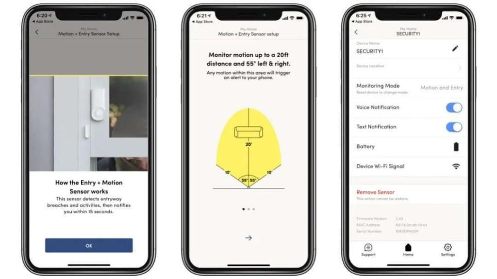 Kangaroo Security Motion + Entry Sensor REVIEW