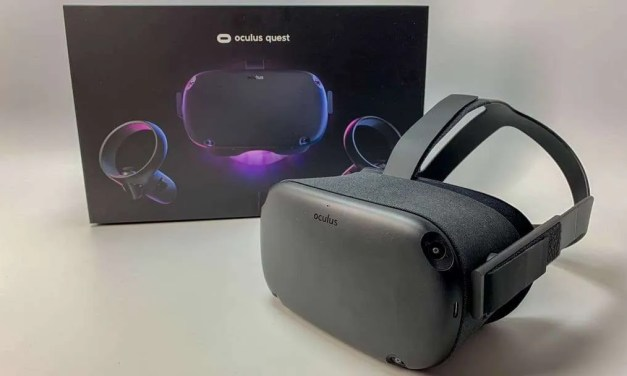 Oculus Quest All in one VR Gaming Headset REVIEW