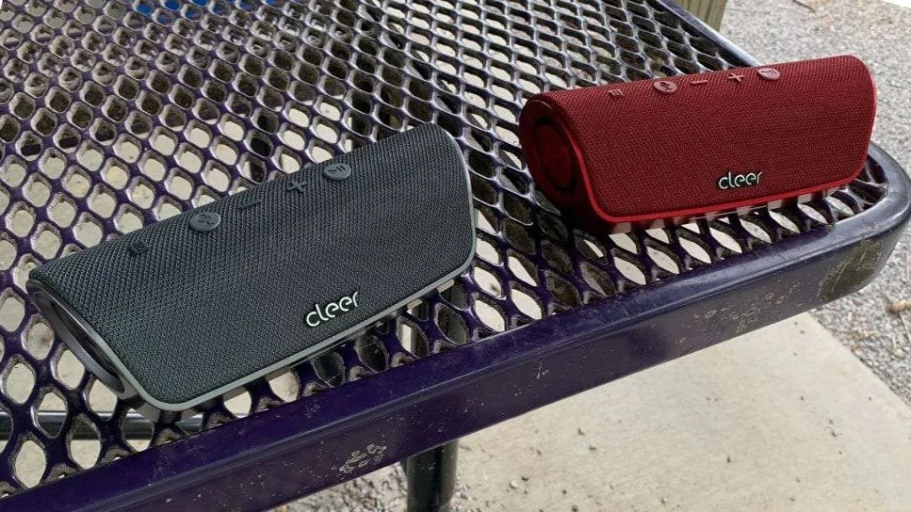Cleer Stage Alexa Enabled Portable Bluetooth Speaker REVIEW