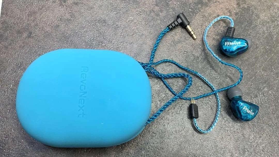 RevoNext RX8S HIFI Audio REVIEW Triple Driver in-Ear Headphones
