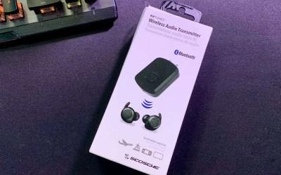 FlyTunes Wireless Audio Transmitter from Scosche REVIEW