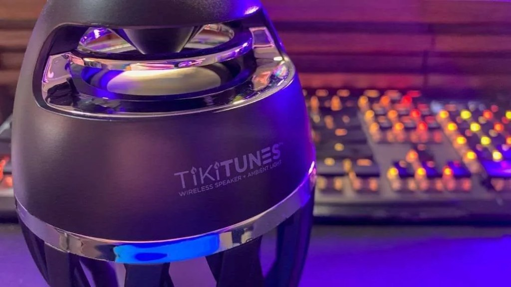 TikiTunes Wireless Speaker REVIEW