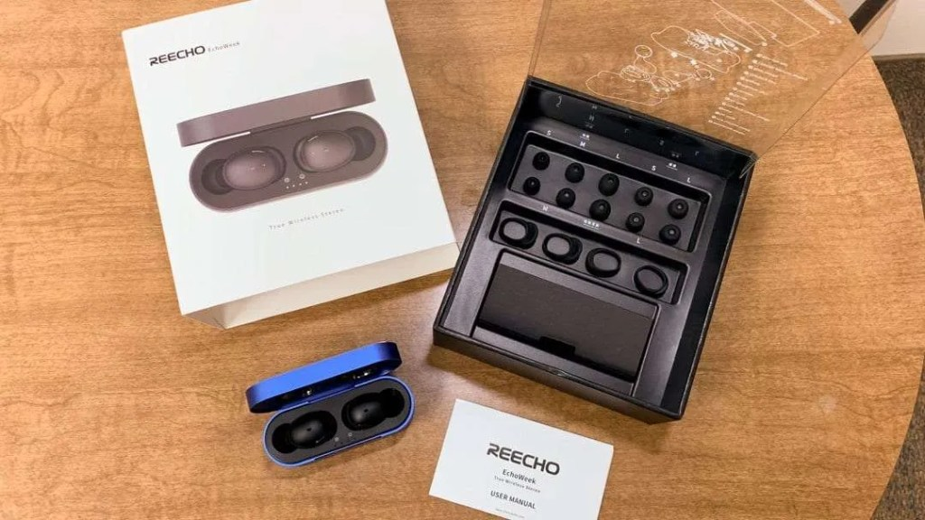 REECHO EchoWeek True Wireless Earbuds REVIEW