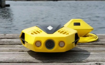CHASING launches DORY, an affordable, travel-sized underwater drone designed for the consumer market NEWS