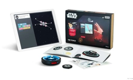 Code Your Galaxy with Kano's Star Wars The Force Coding Kit NEWS