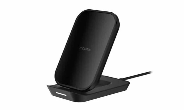 Mophie Announces Newly Designed Wireless Charging Stand NEWS