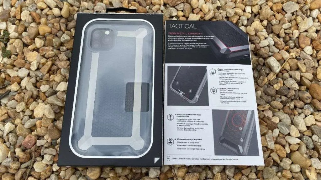 x-doria Defense Tactical iPhone 11 Pro Max Case REVIEW
