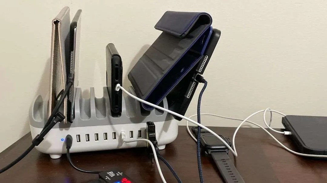 Orico 10-Port Multi-Charger​ REVIEW