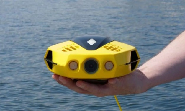 CHASING launches DORY, an affordable, travel-sized underwater drone NEWS