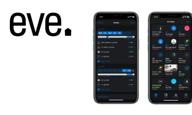Eve Releases Latest App Update for iOS 13 NEWS