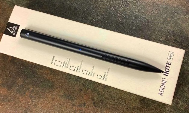 Adonit Note + Stylus REVIEW Affordable Stylus for Every Budget