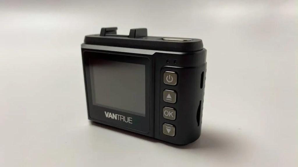 Ventrue N1 Pro Dash Cam REVIEW