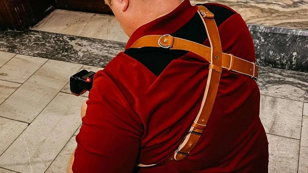 Money Maker Camera Strap REVIEW