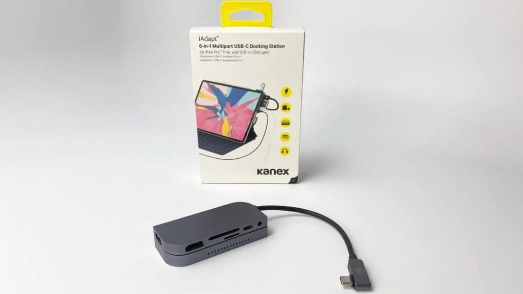 Kanex iAdapt 6-in-1 USB-C Docking Station REVIEW