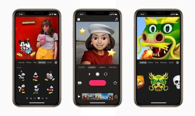 Clips now features Memoji and Animoji, new stickers and more NEWS