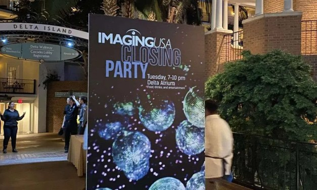 Imaging USA Day Three: Closing Party