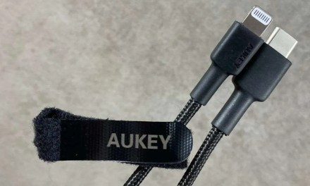 AUKEY Impulse USB-C to Lightning Cable REVIEW Perfectly Packable
