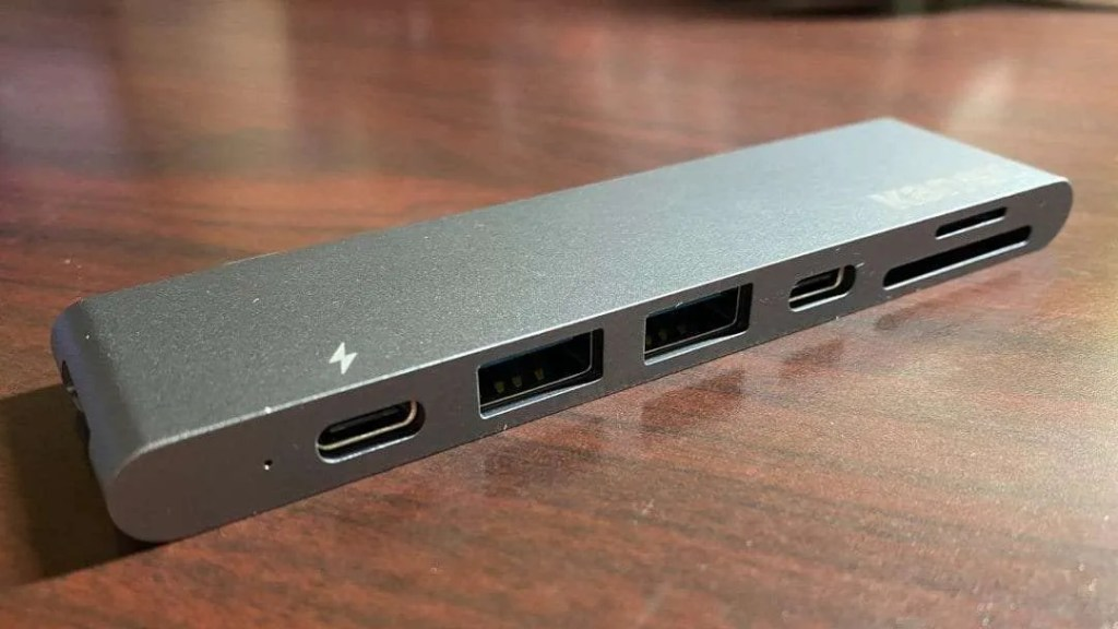 Kanex iAdapt 7-in-1 Multiport USB-C Hub and Card Reader REVIEW
