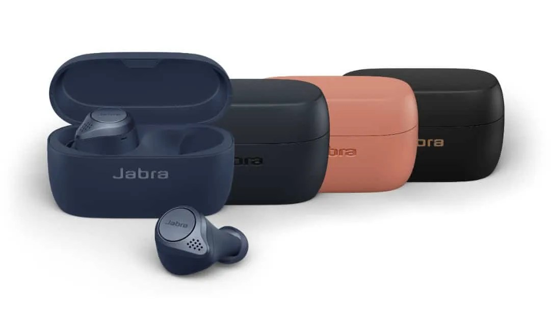 Jabra Launches the Elite Active 75t: True Wireless Earbuds Engineered For Active Lifestyles NEWS