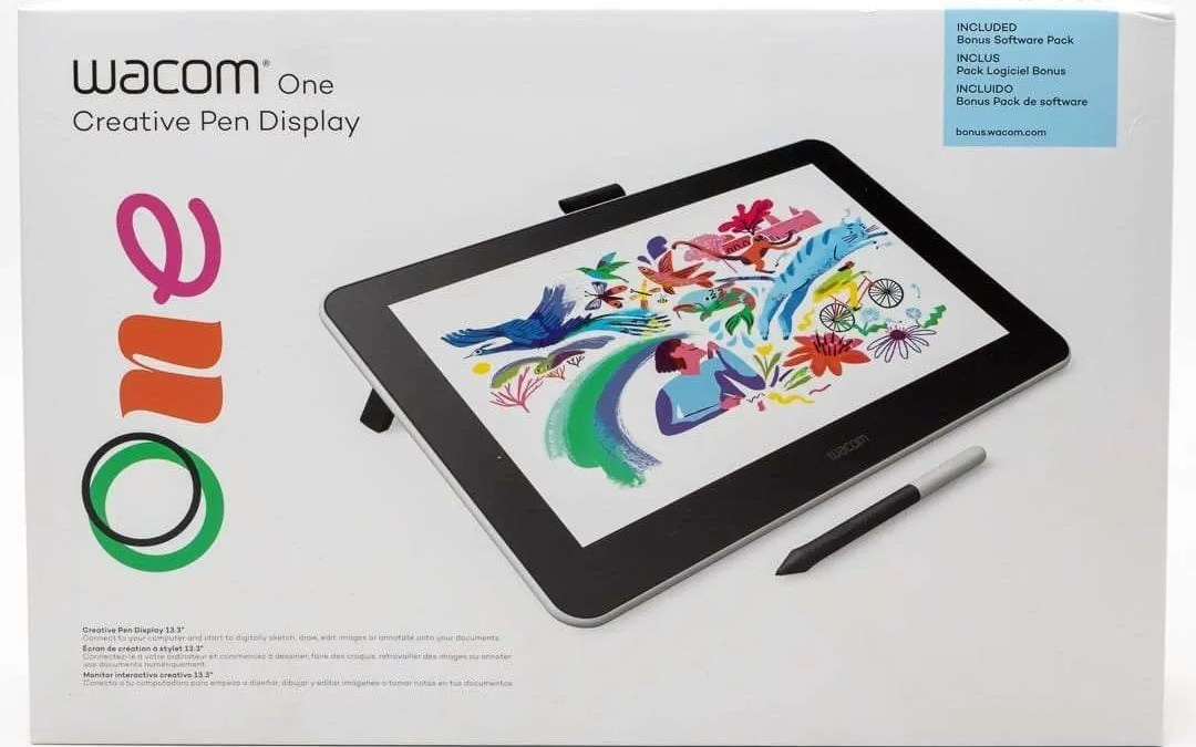 Wacom One Creative Pen Display REVIEW