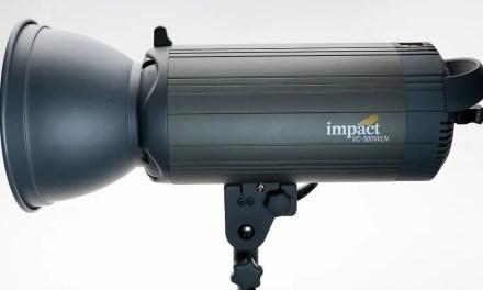 Impact VC-500WLN 500Ws Monolight REVIEW