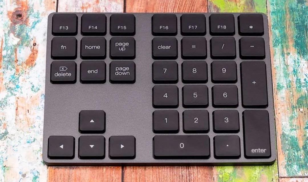 Kanex Slim Numeric Keypad REVIEW