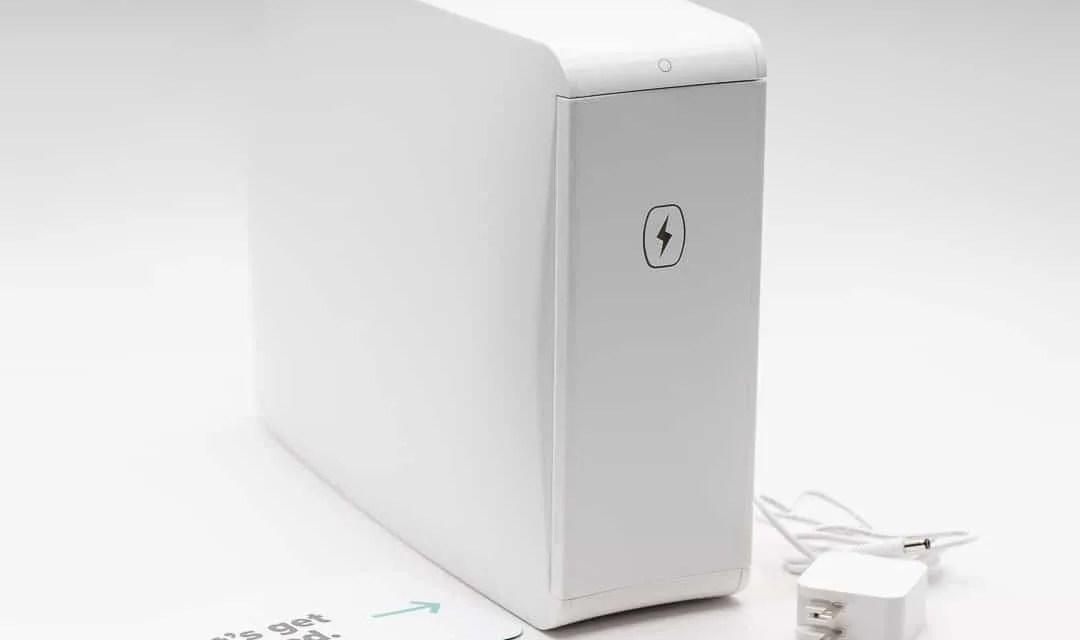 HomeSoap Disinfecting Station REVIEW