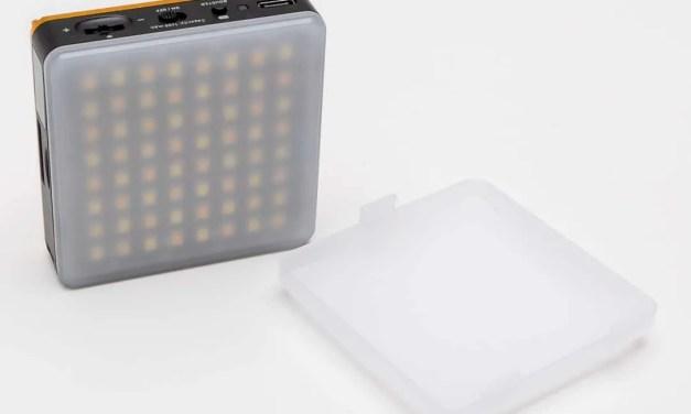 Genaray Powerbank 64 Pocket LED Light REVIEW