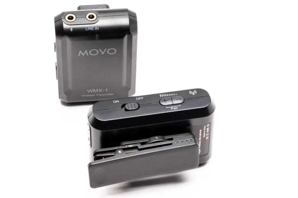 Movo WMX-1 2.4GHz Wireless Lavalier Microphone System REVIEW