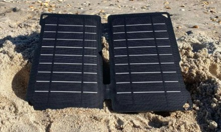RENOGY E. FLEX 10W Solar Charger REVIEW