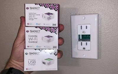 SWIDGET Power to Live Smart Customizable Power 15A Outlet REVIEW