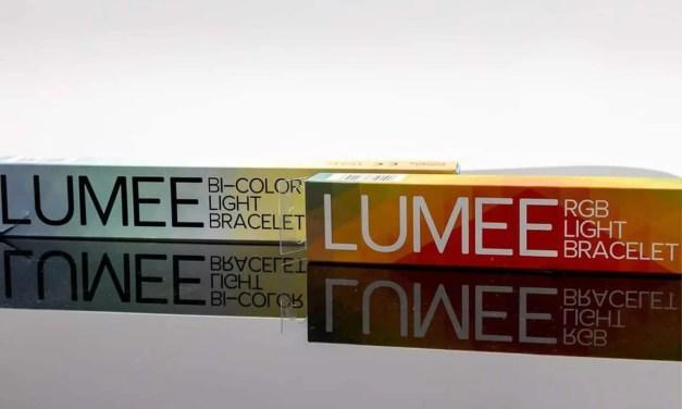 LUMIEE RGB and Bi-Color Light Bracelet REVIEW