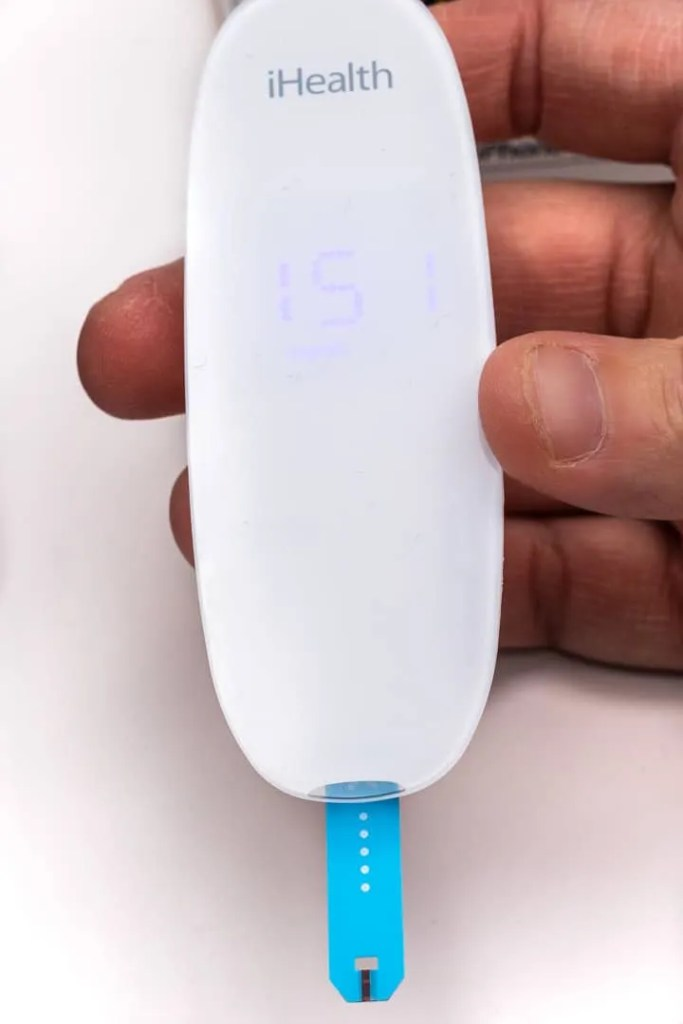 iHealth Wireless Smart Gluco Monitoring System REVIEW