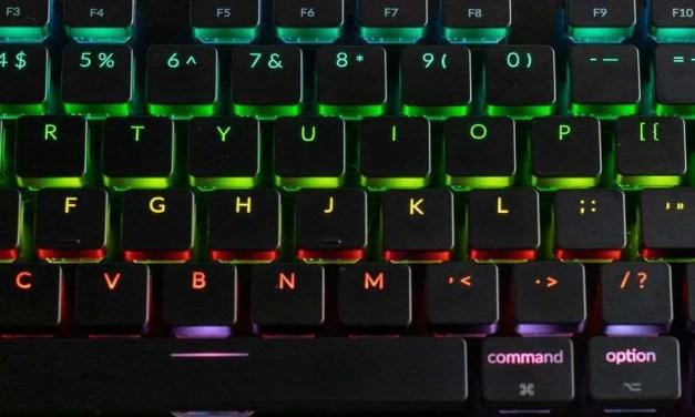 Keychron K1 Version 3 Bluetooth Mechanical Keyboard REVIEW