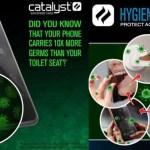 Catalyst Phone Hygiene: Catalyze your Health