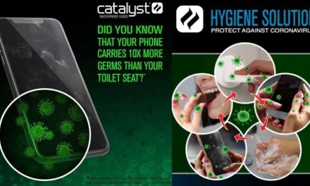 Catalyst Phone Hygiene:  Catalyze your Health