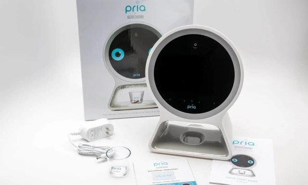 Pria by BLACK+DECKER Personal Medication Assistant REVIEW