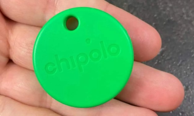 Chipolo one finder review