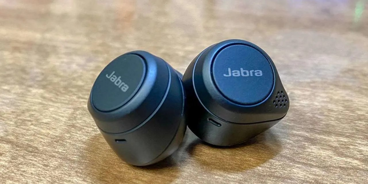 Jabra Elite 75t True Wireless Earbuds Review Macsources
